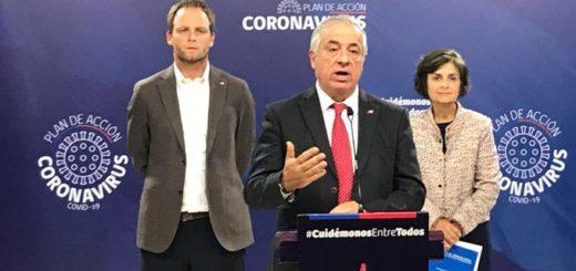Chile: gobierno confirma la primera muerte por coronavirus