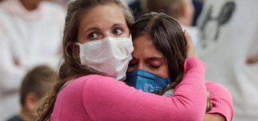 Detectaron 67 nuevos casos de coronavirus en el país y Misiones está entre las siete provincias que aún no registran infectados