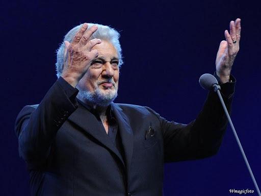 El cantante de ópera Plácido Domingo dio positivo en la prueba de coronavirus