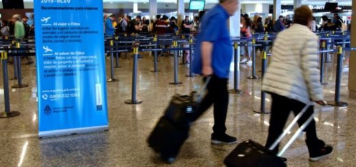 Coronavirus: pese a que se había declarado la pandemia, alrededor de 30 mil argentinos viajaron al exterior entre el 13 y el 19 de marzo
