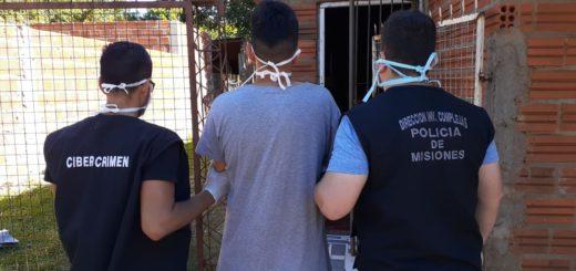 Coronavirus: detuvieron a dos personas que incitaban con cuentas truchas en Facebook a saquear supermercados en Posadas