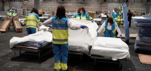 Coronavirus: Más de dos mil muertos y 33.089 contagiados en España