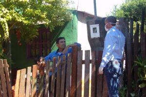 Operativos de prevención del Coronavirus en barrios y comercios de Apóstoles