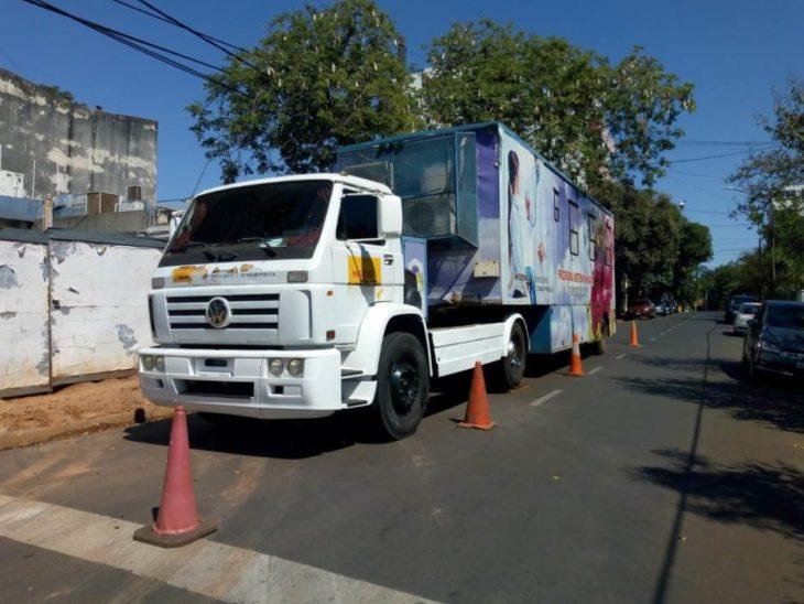Salud Pública de Misiones dispuso consultorios móviles en sanatorios privados para atender a personas con síntomas de coronavirus