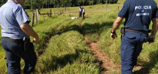 """Entre el dolor y la indignación por el homicidio del productor Rodolfo Weber, piden """"mayor seguridad"""" en los campos rurales y penas """"más duras"""" para el delito de abigeato"""