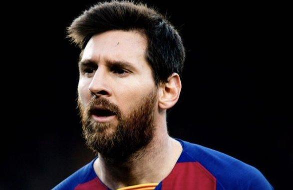 Messi hará donación millonaria para combatir la pandemia en la Argentina y en España