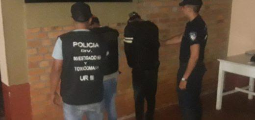 La Policía de Misiones detuvo a dos hombres por el crimen de Rodolfo Weber, el colono asesinado por cuatreros