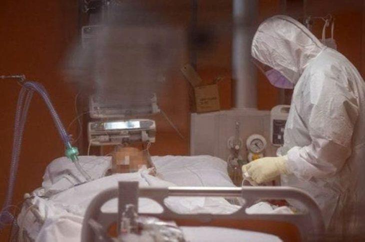 Habló la viuda del argentino que murió por coronavirus en Milán: «Sus pulmones funcionaban al 40%»