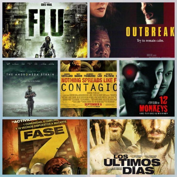 Las 7 películas que predijieron la pandemia, ¿ya las viste?
