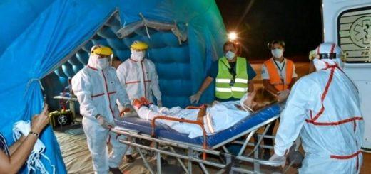 Coronavirus: se registró la octava víctima fatal, de nuevo en Chaco