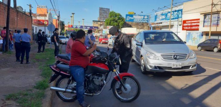 Coronavirus: desde el inicio de la cuarentena en Misiones se detuvo a más de 800 personas y se secuestraron 116 vehículos y motos