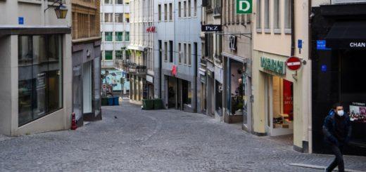 Coronavirus: Suiza es el segundo país con más casos por millón de habitantes