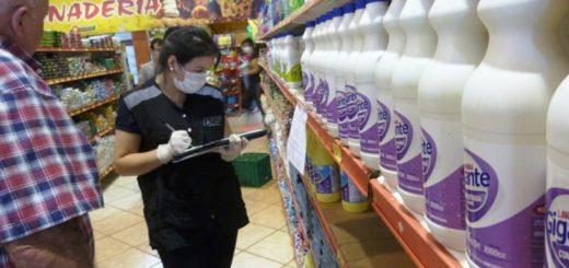 Coronavirus: Acción Cooperativa y AFIP verificaron precios y stock de productos en Oberá