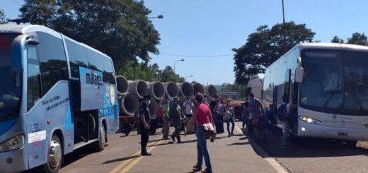 Coronavirus: en 6 días, nueve mil personas utilizaron el paso fronterizo de Puerto Iguazú para volver a la Argentina