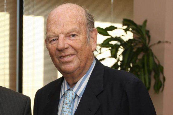Falleció a los 79 años Bartolomé Mitre, director del diario La Nación