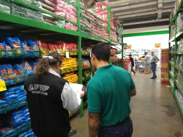 Coronavirus: AFIP labró más de diez actas a grandes comercios de Posadas que vendían a precios superiores a los máximos dispuestos por Comercio