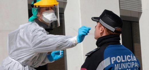 Coronavirus: España registró 655 muertos en un día y en total ya son más de 4.000 los fallecidos