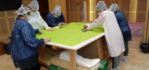 Coronavirus: hoy inicia producción de elementos sanitarios en Cámara de Representantes de Misiones