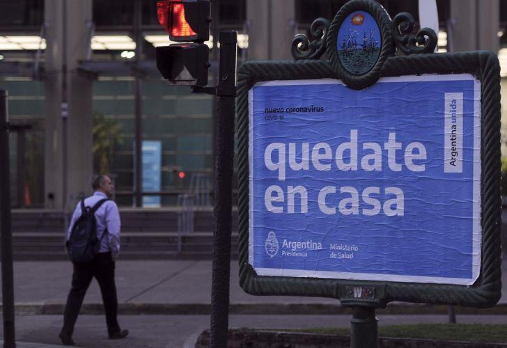 Coronavirus: ascienden a 12 los muertos en Argentina y se confirmaron 87 nuevos casos en un día