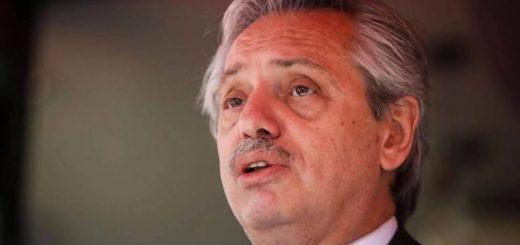 """Coronavirus: """"El inicio de las clases puede esperar"""", afirmó Alberto Fernández"""
