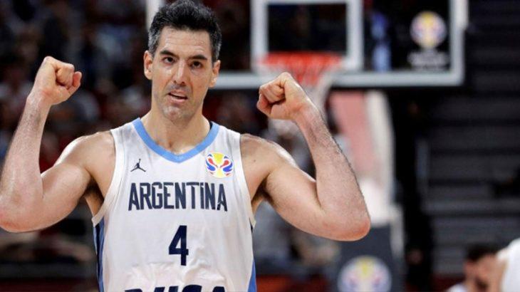 """Luis Scola: """"Ahora ya no sé si voy a estar en los Juegos Olímpicos"""""""