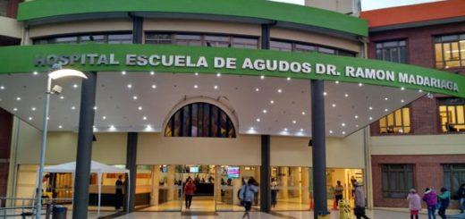 """Coronavirus: ante la viralización de la historia clínica de un posadeño que fue a España, el director del Madariaga dijo que es una """"violación de la confidencialidad y no sirve de nada"""""""