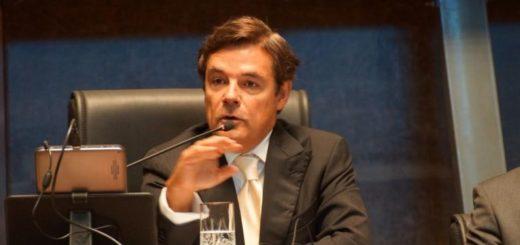 """Entrevista exclusiva a Carlos Rovira: """"Estoy al lado del gobernador en todo momento ayudando incondicionalmente"""""""