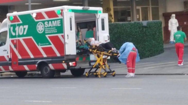 Coronavirus en Argentina: evacuaron a 32 ancianos de un geriátrico por una víctima del virus