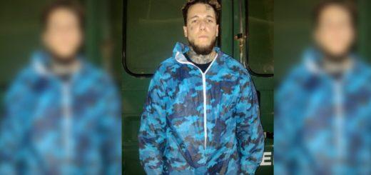 Coronavirus: detuvieron a Alexander Caniggia por incumplir el aislamiento obligatorio