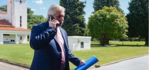 Cuarentena Obligatoria: realizarán hoy una reunión clave en Olivos para definir la nueva fecha límite