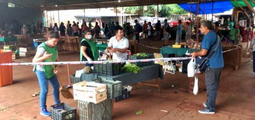 Coronavirus: reabrieron las Ferias Francas de Posadas y continuarán atendiendo al público durante el domingo 29