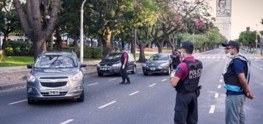 Coronavirus: se confirmó el primer contagio de un policía que presta servicio en la Ciudad de Buenos Aires