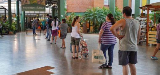 El Mercado Concentrador Zonal de Posadas abrió sus puertas este sábado y continuará abasteciendo de alimentos a la población