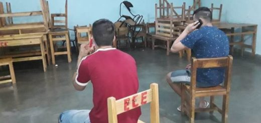 Cuarentena: internos del Servicio Penitenciario podrán realizar videollamadas con sus familiares