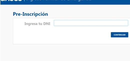 Ingreso de emergencia de 10 mil pesos: hoy se deben pre-inscribir los que tienen DNI terminados en 4 y 5