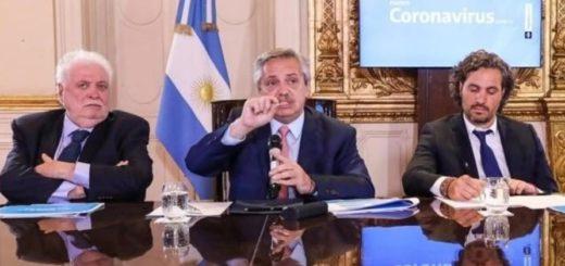 Coronavirus: Fernández ya comprometió 100 millones de pesos para enfrentar las consecuencias de la crisis