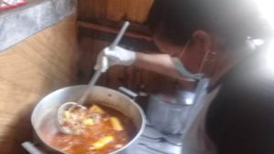 Comedores del P.A.S. mantienen la elaboración de viandas ante el aislamiento