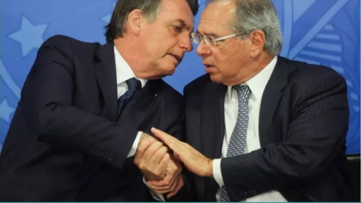 «Bolsonaro ya no está al mando de las decisiones importantes en Brasil» según su ministro de Economía