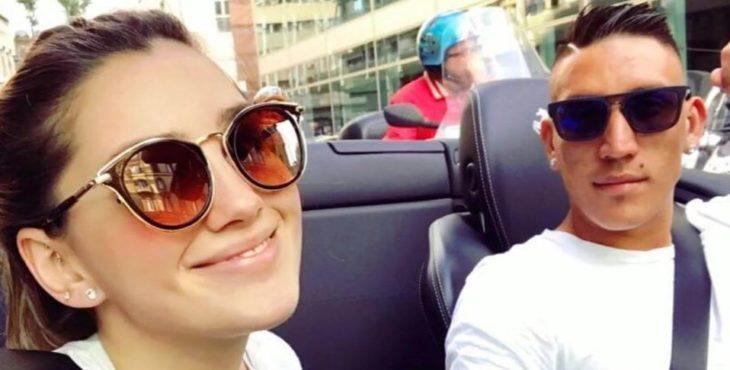 Falleció la novia del futbolista Ricardo Centurión