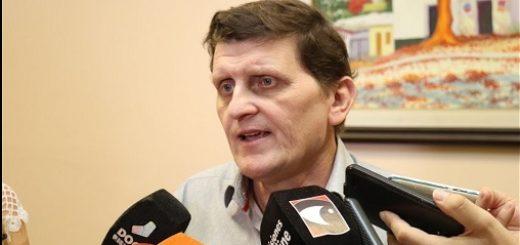 Adolfo Safran, ministro de Hacienda de Misiones, dijo que está garantizado el pago de los haberes de los trabajadores estatales para el martes