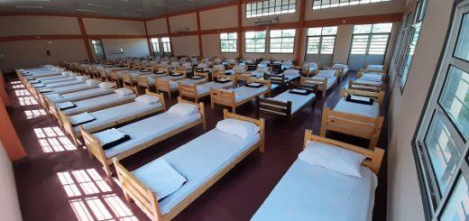 Coronavirus Apóstoles: el nuevo hogar de ancianos ya está acondicionado para comenzar a recibir pacientes
