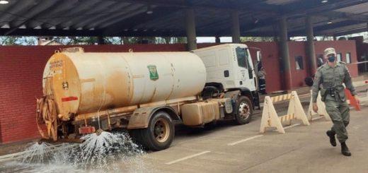 Realizan limpieza, desinfección y fumigación masiva en Puerto Iguazú