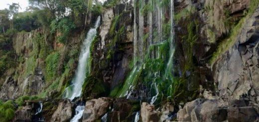 Las Cataratas atraviesan una de las peores sequías