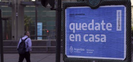 Coronavirus: Alberto Fernández anunció que se extiende la cuarentena obligatoria hasta que termine Semana Santa