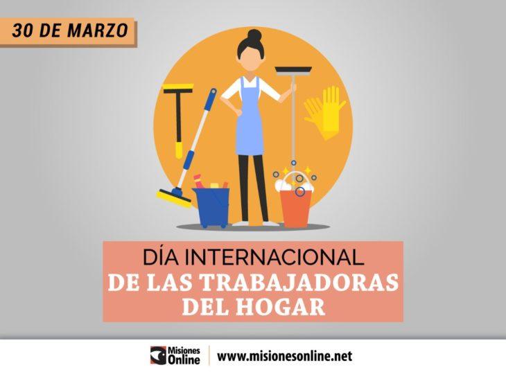 ¿Por qué se conmemora hoy el Día Internacional de las Trabajadoras del Hogar?