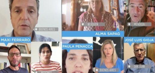 Coronavirus: se reanudan las actividades en el Congreso Nacional y la diputada Morales participará de manera virtual de la exposición del ministro Trotta