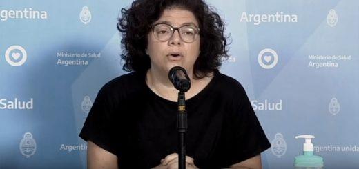 Coronavirus en Argentina: los internados en terapia intensiva son 53 y hay 8.500 camas disponibles