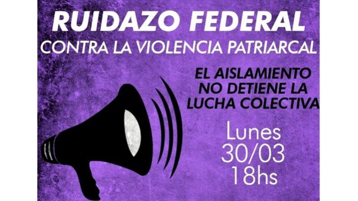"""La otra pandemia: a las 18 horas habrá un """"ruidazo federal"""" contra la violencia de género y los femicidios"""