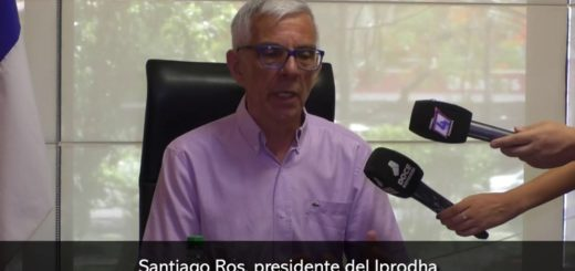 Coronavirus: Santiago Ros confirmó que el vencimiento de abril de la boleta del Iprodha se extenderá todo el mes