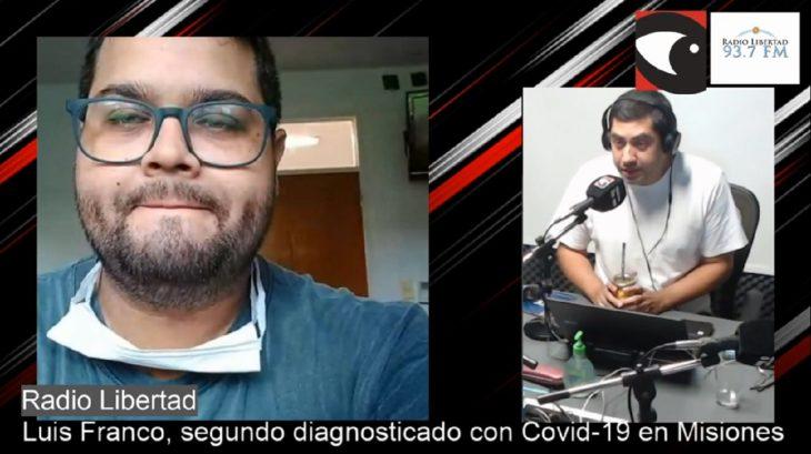 Coronavirus: el joven de Iguazú que se contagió trabajando desmintió haber actuado irresponsablemente y se mostró más afectado por las fake news que por el virus